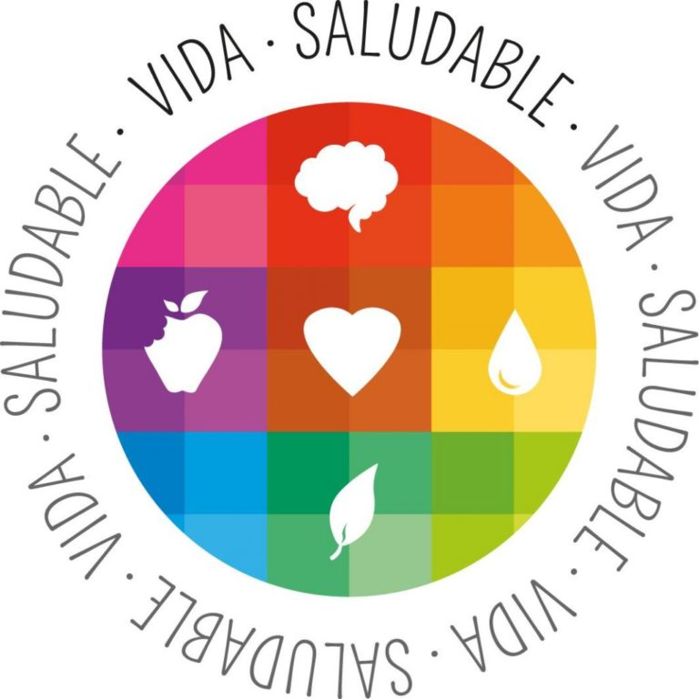 Logotip Segell Vida Saludable