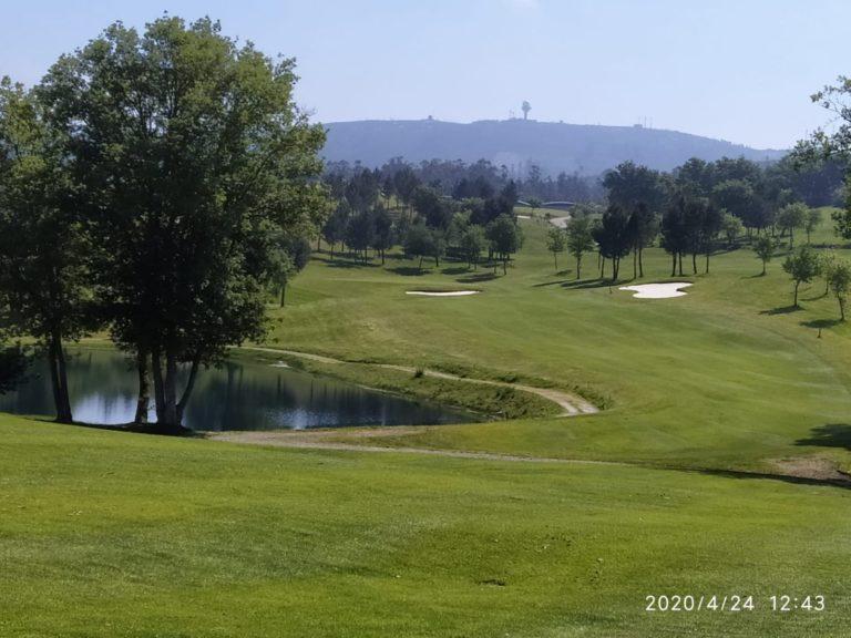 golf en coruña